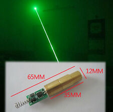 150mW High Quality 532nm green Laser Diode Module / Green beam / lab with driver