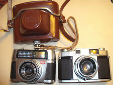 RANGEFINDER CAMERAS (small collection  7 )