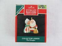 Hallmark Keepsake Ornament The Kringles Miniature 1990 Christmas