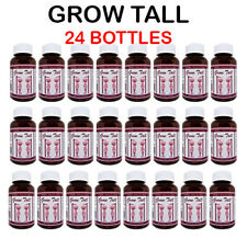 Bone Growth Pills - SAFELY GAIN HEIGHT 24 Bottles - LIMITED OFFER PRICE $359.99