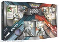 Pokemon TCG Battle Arena Decks: Black Kyurem vs White Kyurem: 2 x 60 Cards Compl