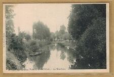 Cpa Paray le Monial - la Bourbince rp0582