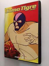 Uomo Tigre vol. 10 - DVD La Tana delle Tigri; La Sfida; Un Grande Lottatore