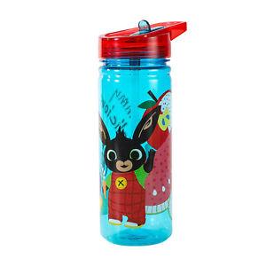 Stor Bing Kids Childrens 580ml Tritan Reusable Water Bottle, BPA Free