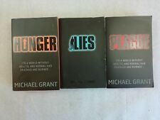 Michael Grant 3 Book Set Collection - Paperback