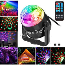 RBG Disco Ball Party Light Remote Control Dj Laser Projector Stage Lighting Club