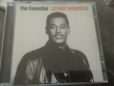 LUTHER VANDROSS BEST OF 2CD NEVER TOO MUCH GIVE ME THE REASON STOP TO LOVE 80s