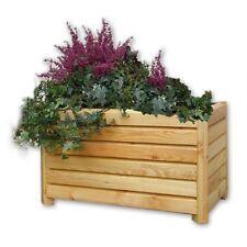Pflanzkasten Catania 90x40x40cm Holz Lärche Pflanzkübel rechteckig Blumenkasten