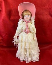 Alberon porcelain doll 45 cm (18 inches) Grace.