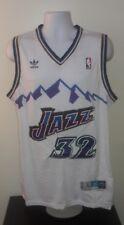 Karl Malone Utah Jazz Adidas Hardwood Classics Jersey XL