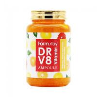 [FARM STAY] Dr-V8 Vitamin Ampoule 250ml / Korea Cosmetic (AU)