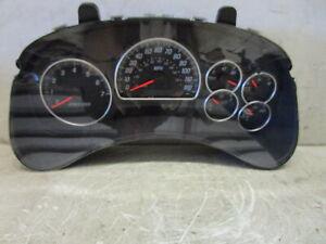 2004 04 GMC Envoy U68 Speedometer Cluster 15195444 OEM 121K Miles