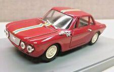 Progetto K 1:43 1965 Lancia Gulvia Coupe HF Street Stradale diecast w orig Box