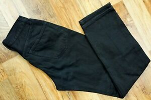 Mens REPLAY 901 Regular Black Jeans Size W28 L31 Made In Italy