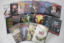Lot of 20 Horror DVDs - Blade, Friday the 13th 2 & 7, Mirrors, Saw, Evil Dead +