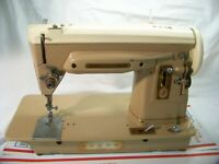 Vintage Singer Model 404 Sewing Machine tested and runs NO CORD OR FOOT CONTROL