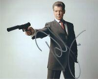 PIERCE BROSNAN SIGNED 007 JAMES BOND 8x10 PHOTO 18 - UACC & AFTAL RD AUTOGRAPH