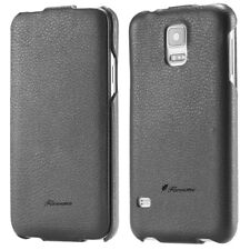 Case For Samsung Galaxy S4 Flip Luxury elegant Leather Case Cover