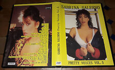 Sabrina Salerno - Pretty Voices Vol. 5 DVD Special Fan Edition, Very good!!