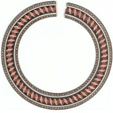 Classical Guitar Rosette for Luthier - Giannini Style Timber Mosaic #20