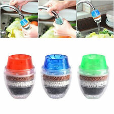 New Home Kitchen Coconut Carbon Faucet Tap Water Clean Filter Purifier Cartridge