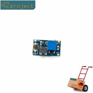 XL6009 1A DC-DC Step-Up Boost Modul Spannungswandler Schaltregler bis 28V DC USB
