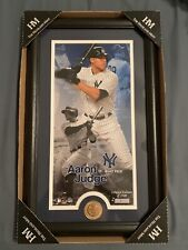 Aaron judge Supreme Bronze Coin photo LIMITED EDITION #1 of 2500