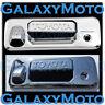 14-19 Toyota Tundra Triple Chrome Plated Tailgate Handle Cover+Camera Hole