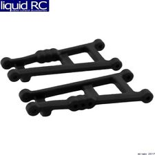 RPM R/C Products 80182 Rear A-Arms Black Electric Rustler/Stampede (2)