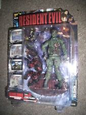 PALISADES RESIDENT EVIL SOLDIER ZOMBIE FIGURE . STILL SEALED