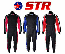 STR Evo Start Race Suit Single Layer SFI Approved 3.2A/1 and Proban Treated