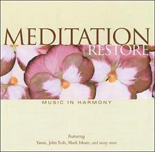 Windham Hill Meditation: Restore