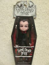 Living Dead Dolls - Lou Sapphire - 2001 Minis Series 2 - Mint in Box
