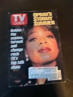 TV Guide Magazine July 23-29 1994 Oprah's Stormy Summer