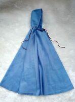 "HOT TOYS 1:6 Scale Blue Cape Cloak Model For 12"" Figure Dolls"