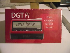 DGT PI Chess Clock and Game Timer with Chess Engines Built in