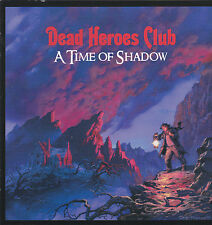 DEAD HEROES CLUB - A TIME OF SHADOW (*Used-CD, 2009, Prog Rock Records) Elite