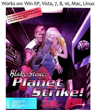 Blake Stone: Planet Strike PC Mac Linux Game