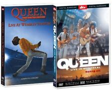 Queen - Bohemian Rhapsody (Live At Wembley + Montreal) / NEW