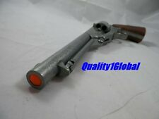 QUALITY FULL  METAL REAL & WOOD GRIPS REPLICA M1860 REVOLVER 44 MOVIE PROP GUN