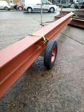 I Beam 600Kg. transport trolley. RSJ, Steel, Lintel