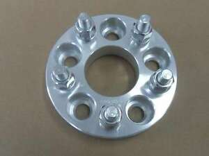 """two wheel adapter 5x5"""" to 5x4.5"""" CB 78mm thickness 1.75""""   M12X1.5"""