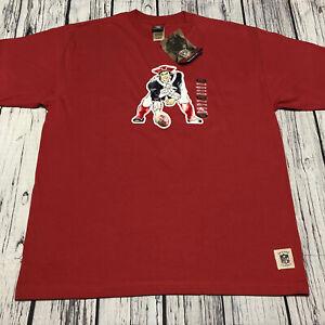 Reebok New England Patriots NFL Gridiron Classic T Shirt Men's Size Large New