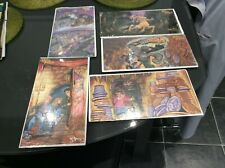 Harry Potter collectable puzzle card set -made in 2001..