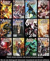 Avengers/Invaders 1 2 3 4 5 6 7 8 9 10 11 12 Complete Set Run Lot 1-12
