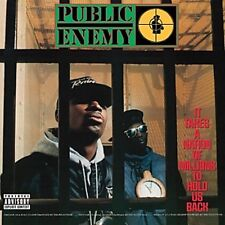 """Public Enemy """"It Takes a Nation of Millions to Hold Us Back"""" Vinyl LP (Sealed)"""