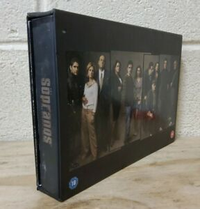 The Sopranos - The Complete Series  (L6)