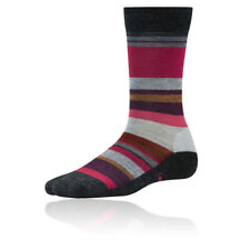 SmartWool Womens Saturnsphere Socks M Charcoal Heather Bsw725010m