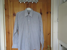 "BN Mens Shirt""S""15&half Neck""Chest 44inch"" Length 29 Inch""TU"" Polyester Cotton"