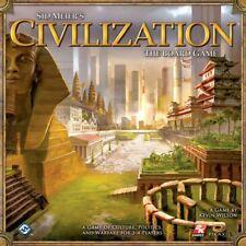 Fantasy Flight Games Sid Meier's Civilization The Board Game